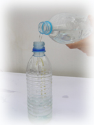 Top up Bottle